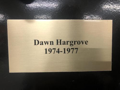 1974-1977 Dawn Hargrove