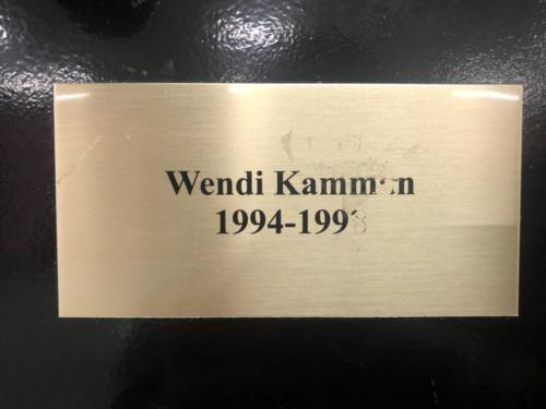 1994-1998 Wendi Kamman